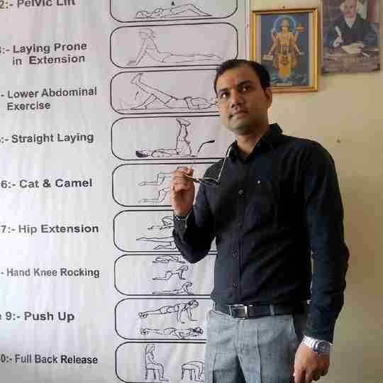 Dr. Lokesh Narayan Mishra's profile on Curofy