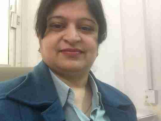 Dr. Monika Gupta's profile on Curofy