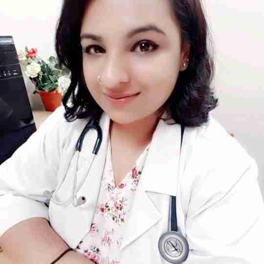 Dr. Tamanna Yadav's profile on Curofy