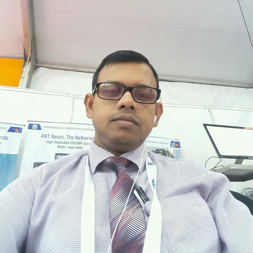 Dr. Anuruddha Dissanayake's profile on Curofy