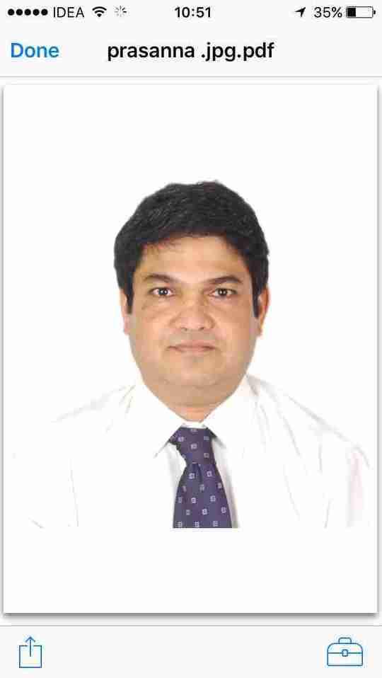 Dr. Prasanna Yavalkar's profile on Curofy