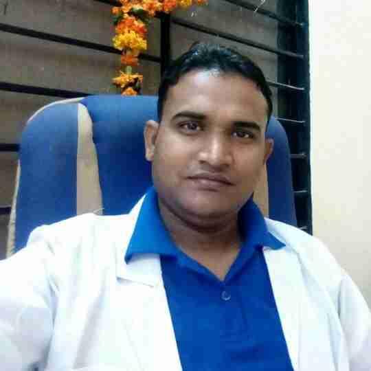 Dr. Rohit Kumar Khatik's profile on Curofy