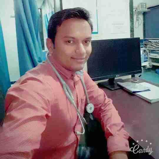 Dr. Aaquib Javeed Rahmani's profile on Curofy