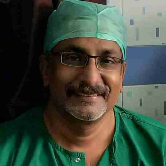Dr. S. Nithyaraj Prakasam's profile on Curofy