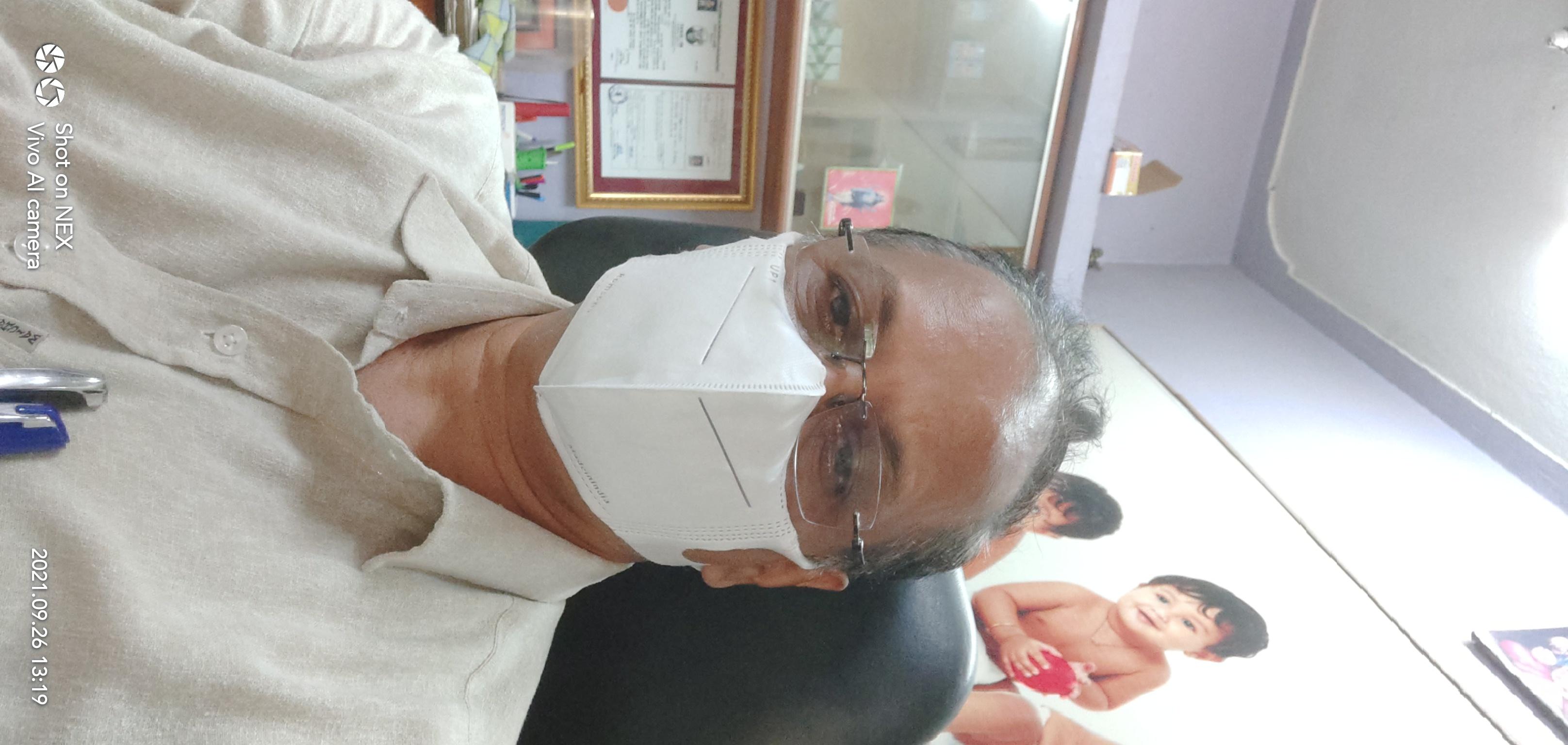 Dr. Ravi Patil