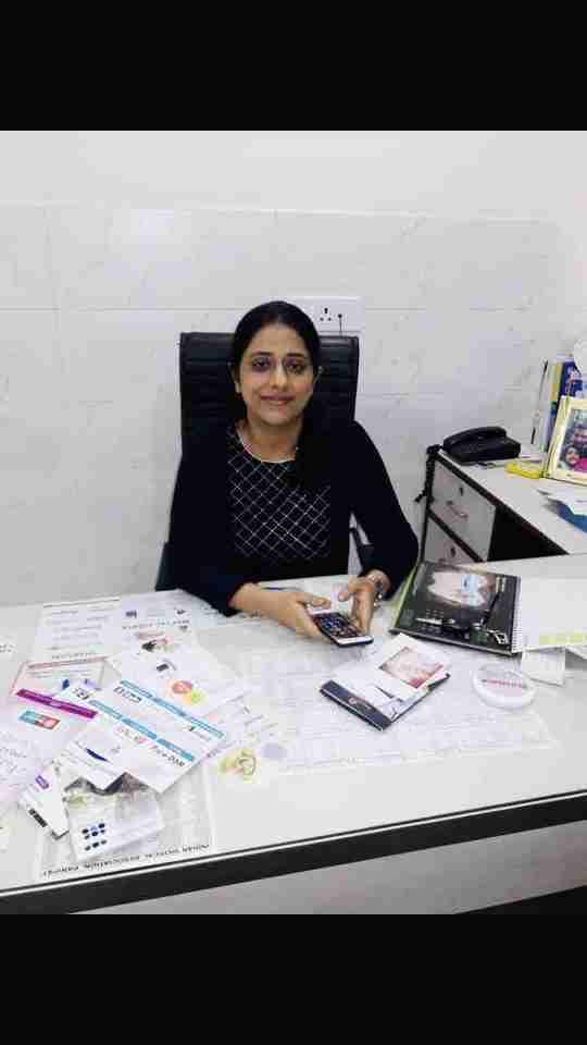 Dr. Payal Gahlyan's profile on Curofy