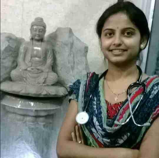 Dr. Padmapriya Aski's profile on Curofy