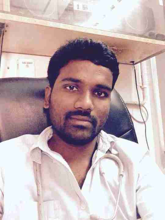 Dr. Murahari Prashanth's profile on Curofy