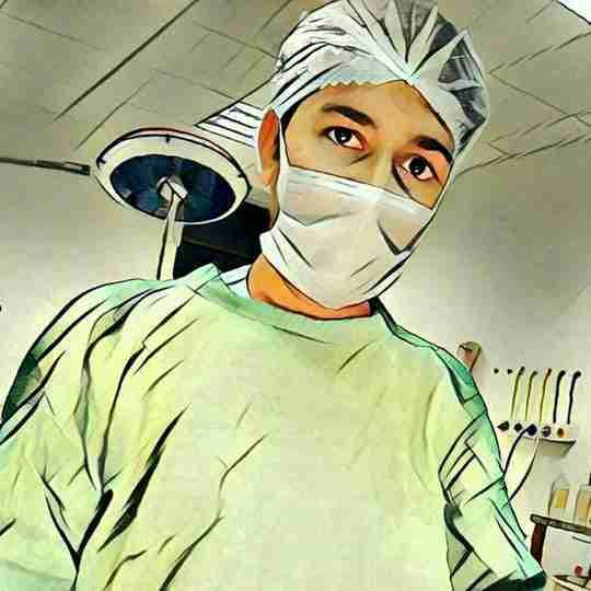 Dr. Biraju Nimbark's profile on Curofy