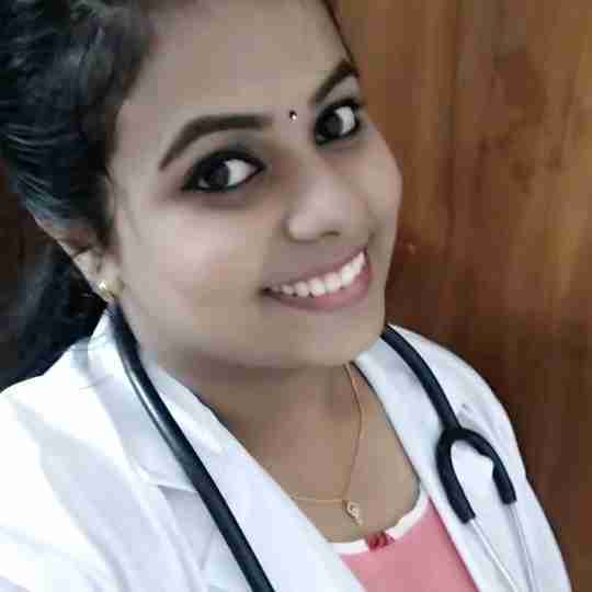 Dr. Anchu K S's profile on Curofy