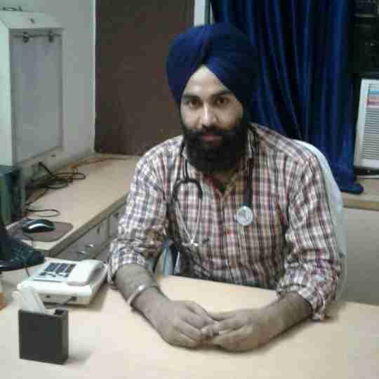 Dr. Gurjeet Singh's profile on Curofy
