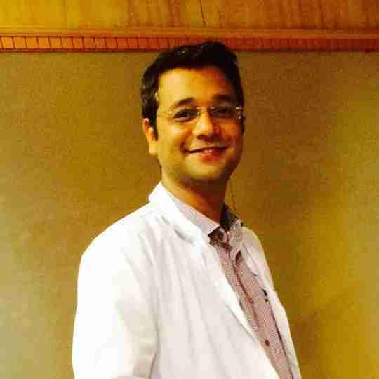 Dr. Rishank Kishore's profile on Curofy