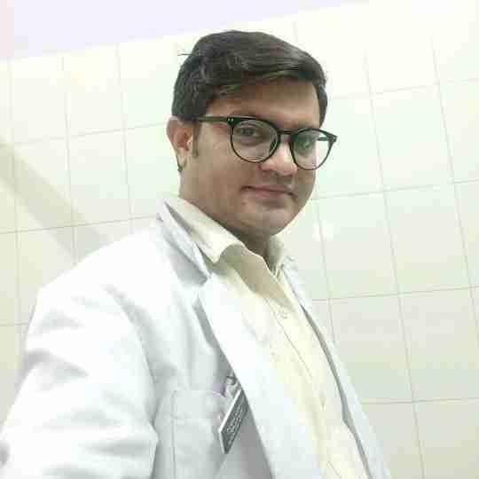 Dr. Praveen Kumar's profile on Curofy