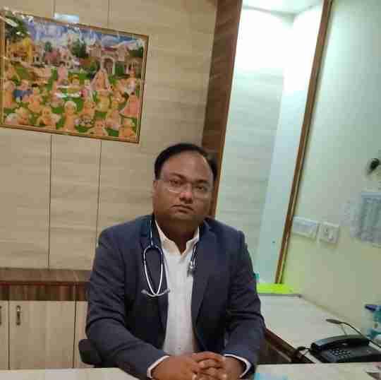 Dr. Pramod Nayak's profile on Curofy