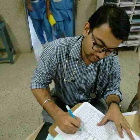 Dr. Gautham R Shankar's profile on Curofy