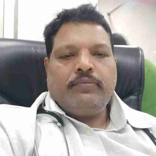 Dr. Vijayprakash Rai's profile on Curofy