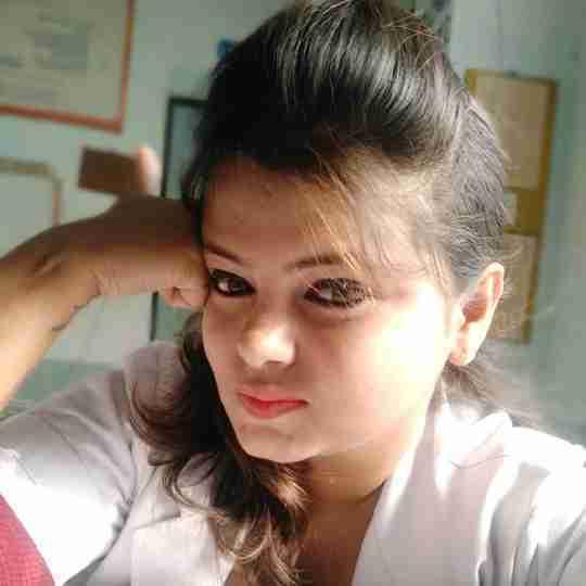 Dr. Shradha Chandra's profile on Curofy