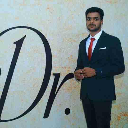 Dr. Deepan Krishnan's profile on Curofy