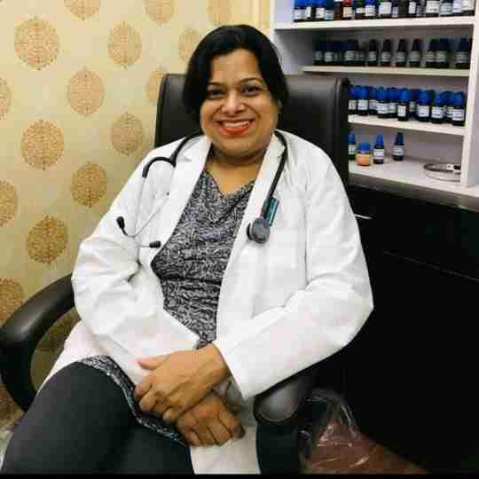 Dr. Samiksha Chaudhary's profile on Curofy