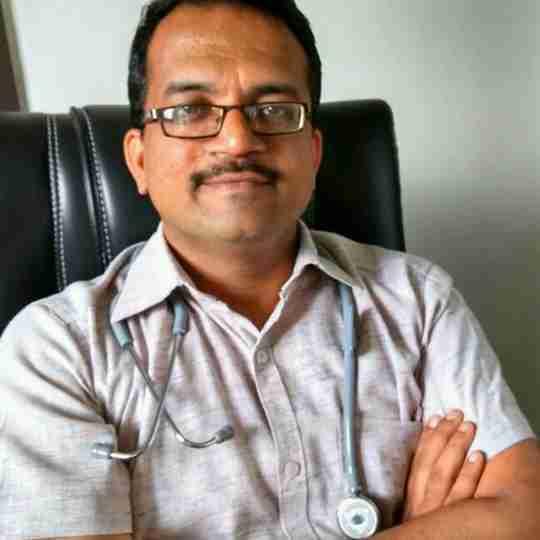 Dr. Jitendra Chavan's profile on Curofy