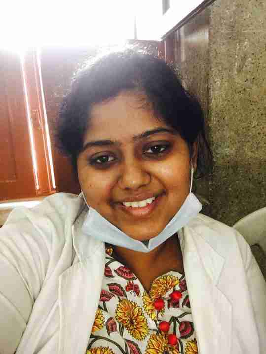 Dr. Nisarga Kansar's profile on Curofy