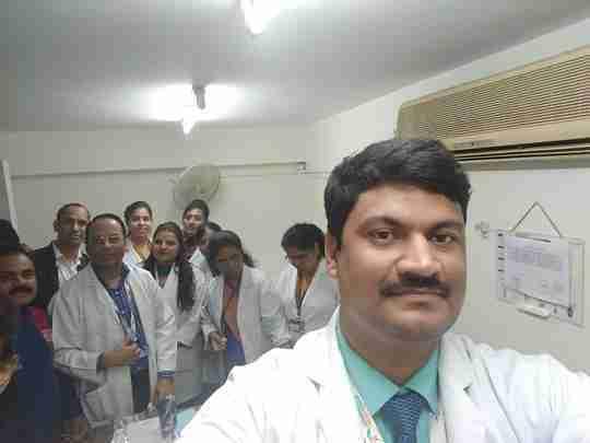 Dr. P K Tiwari's profile on Curofy
