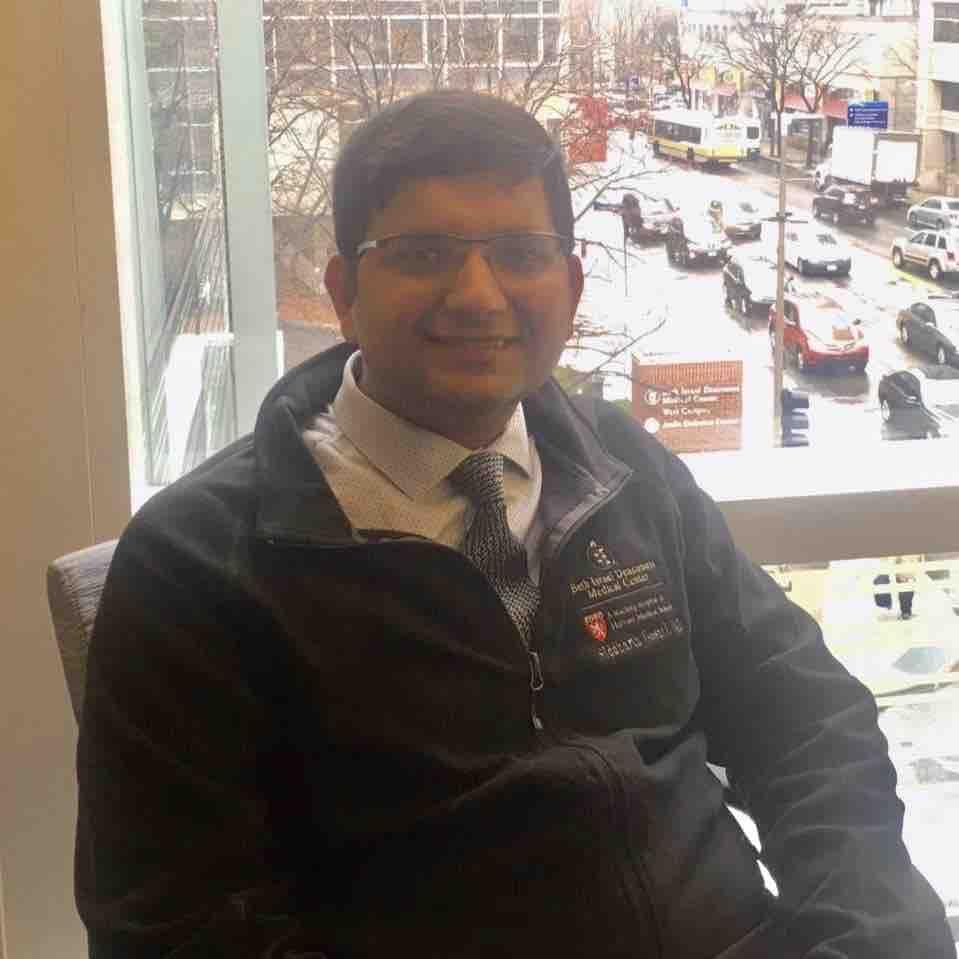 Dr. Siddharth Gosavi
