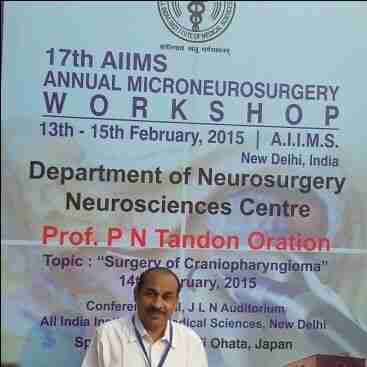 Dr. Rajendra Retnam's profile on Curofy