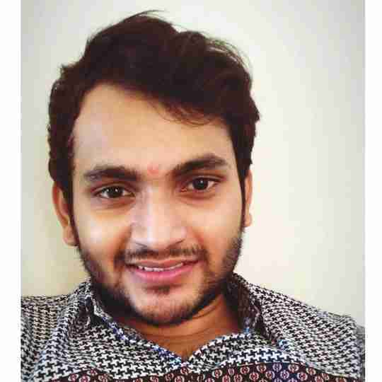 Shubham Mahajan's profile on Curofy