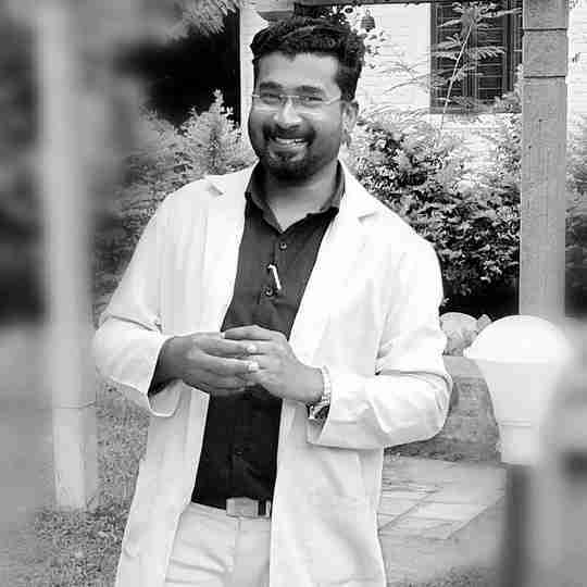 Dr. Anu Prakash Ap's profile on Curofy