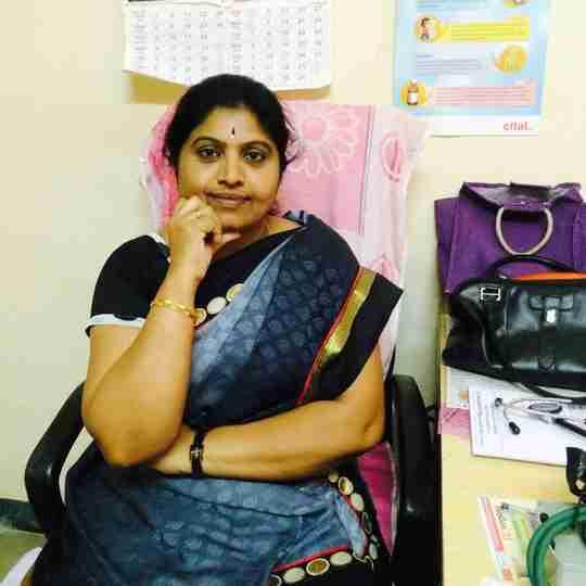 Dr. Krishnaveni Mekala's profile on Curofy