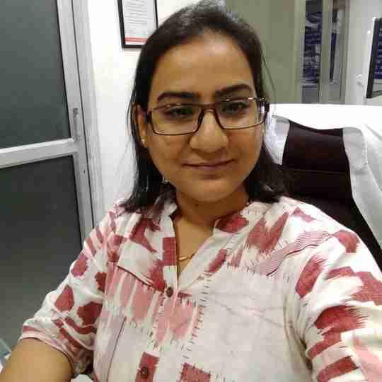 Dr. Jainisha Chaudhari's profile on Curofy