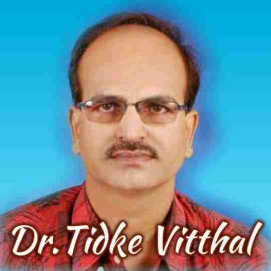 Dr. A Vitthal's profile on Curofy