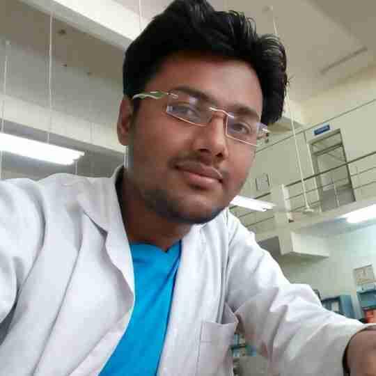 Ashvin Patidar's profile on Curofy