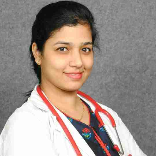 Dr. Pallavi Tripathy's profile on Curofy