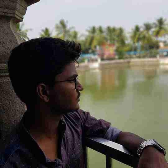 Karthick Tamil's profile on Curofy