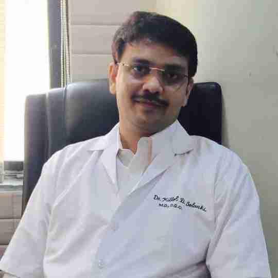 Dr. Killol Solanki's profile on Curofy