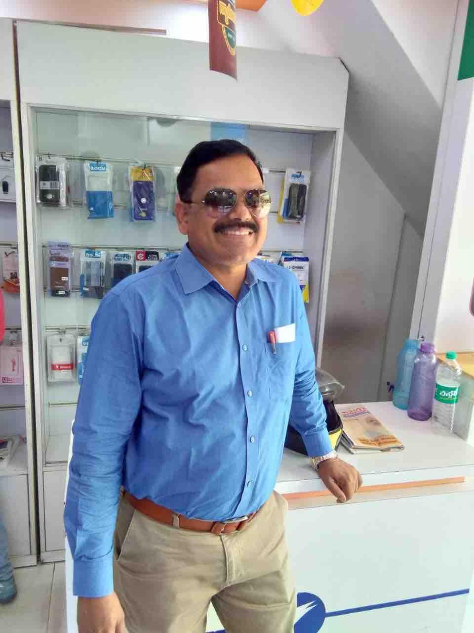 Dr. Venkataswamy's profile on Curofy