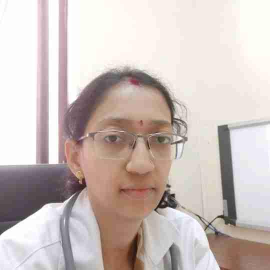 Dr. Annapurna Mydavolu's profile on Curofy
