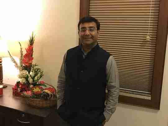 Dr. Gajendra Vikram Singh's profile on Curofy
