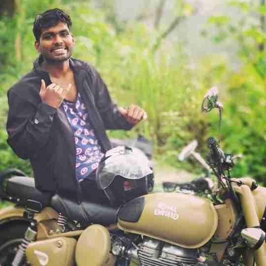 Selvamani Gajaraj's profile on Curofy