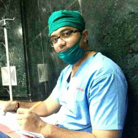Dr. Yagnesh Vaghani's profile on Curofy