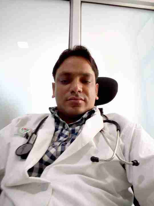 Dr. Dinesh Choudhary's profile on Curofy