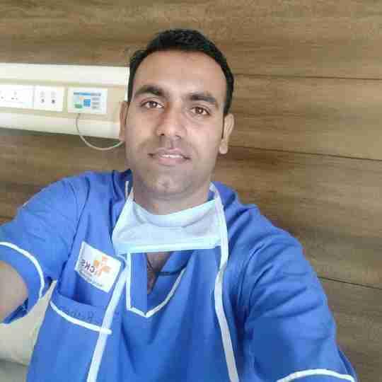 Dr. Roshan Choudhary's profile on Curofy