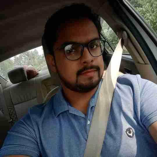Shubham Sharma's profile on Curofy