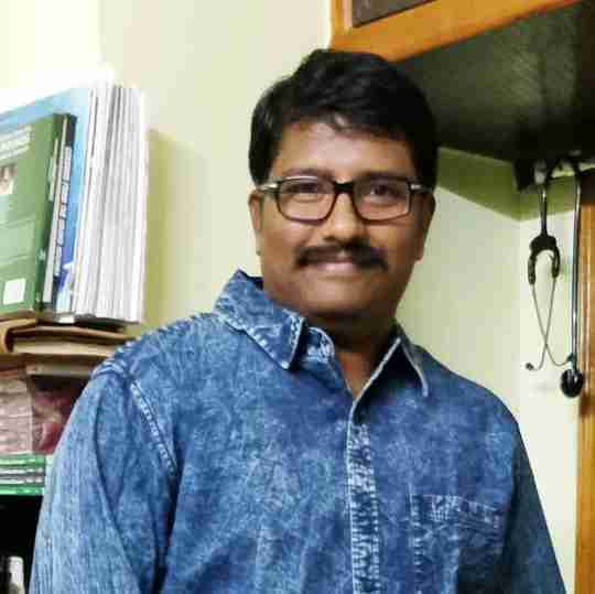 Dr. Jayakrishna Murthy's profile on Curofy