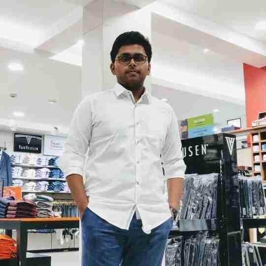 Tanuj Keshav's profile on Curofy