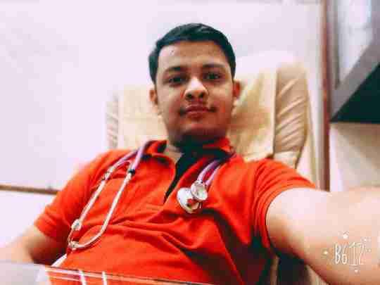 Dr. Amrut Ravan (Pt)'s profile on Curofy