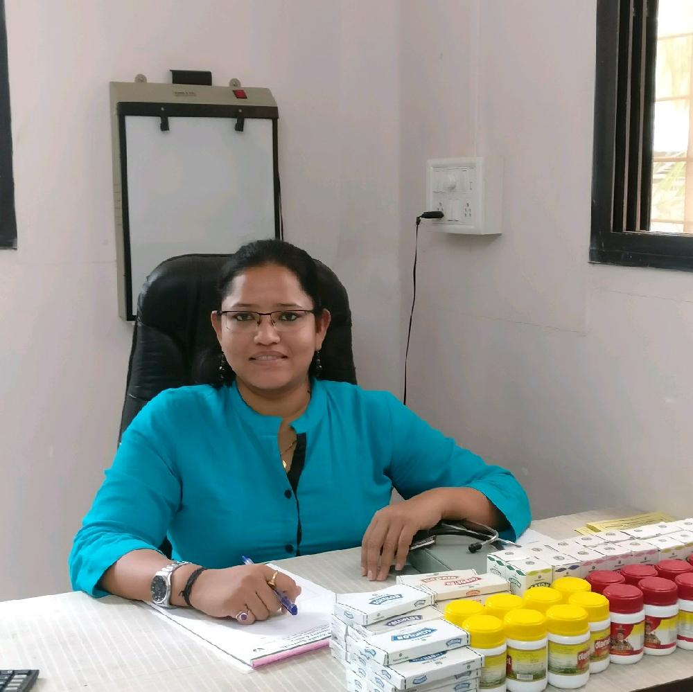 Dr. Anooja N's profile on Curofy