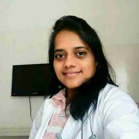 Dr. Aruna Vibhute's profile on Curofy